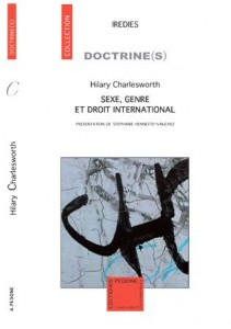 Sexe, genre et droit international