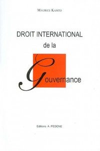droit international de la gouvernance