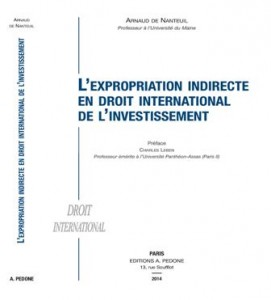 l'expropriation en droit international de l'investissement